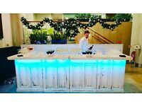 Fully licensed mobile bar hire / weddings / corporate functions & event