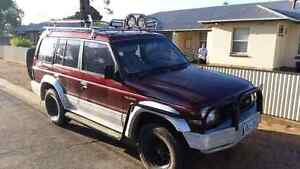 Nh Pajero gls (will swap) (price reduced) Port Pirie Port Pirie City Preview