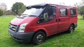 Ford Transit Ex- Royal Mail Campervan for Sale £2500