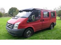 Ford Transit Ex- Royal Mail Campervan for Sale £2500