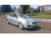 """BARGAIN"" Ford Focus LX 1.6 (2005) - 5 Door hatch - New shape - MOT - 3 Keys - HPI clear!"