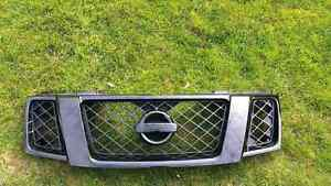 Nissan Navara d40 grill Penguin Central Coast Preview