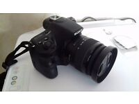 Sony A58slt mint condition with lenses