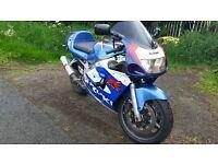 GSXR SRAD 600 1997