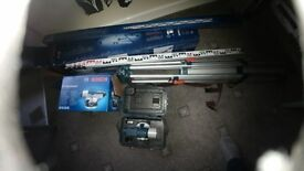 BOSCH GOL 26 D Optical Level With 26x Magnification,GR500 Levelling Rod & Tripod