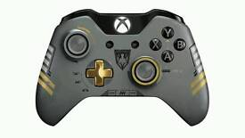 Xbox one call of duty controller