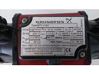 Grundfos 2.0 Twin Impeller Shower Pump