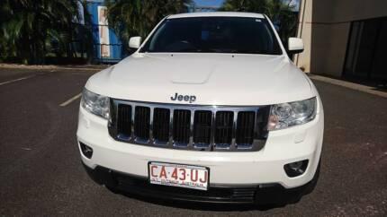 2012 Jeep Grand Cherokee WK MY12 Laredo 3.6L Petrol 5-Speed Auto