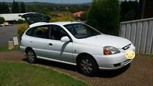 2002 Kia Rio Hatchback Edgeworth Lake Macquarie Area Preview