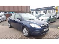 *£30 A YEAR ROAD TAX* FORD FOCUS STYLE TDCI 109 BHP 1.6 (2010) - 5 DOOR - LONG MOT - HPI CLEAR!