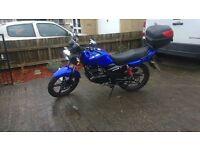 Sinis motorbike 125cc 2005