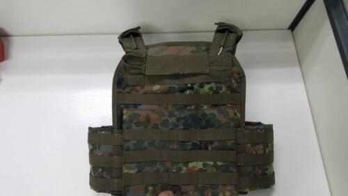 flecktarn KSK Plate Carrier, Releasable, III Gener replica  bundeswehr
