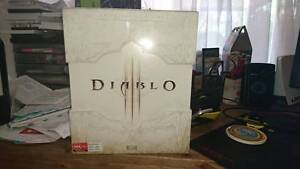 Diablo 3 collectors edition, 2 units available Ferndale Canning Area Preview