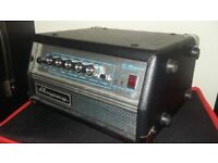 Ampeg Micro VR bass amp in hard case