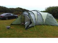 Norwegian Outwell 9 man tent