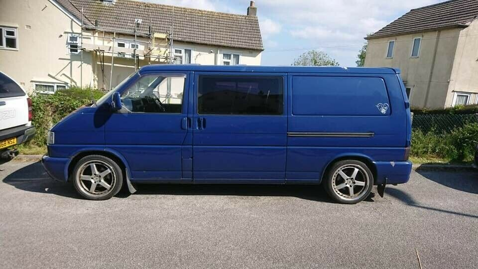 VW T4 LWB 2 5 tdi Camper with private number plate | in Truro, Cornwall |  Gumtree