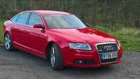 Audi A6 sline quattro for swap