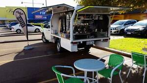Coffee Van Business High Wycombe Kalamunda Area Preview