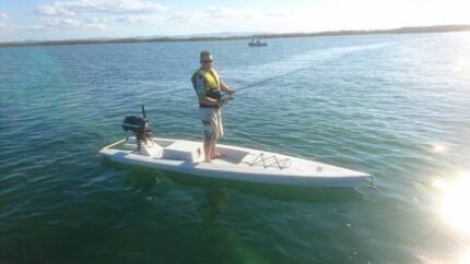 Solo Skiff - Why Paddle???????
