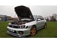 Subaru Impreza Wrx - Full Sti Rep - Uk Spec - ££££'s receipts nice spec - £3000 No offers at all