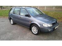 yes a reliable 7 seater 1 former keeper low miles drives like new