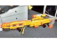 Nerf Longshot CS-6 Gun