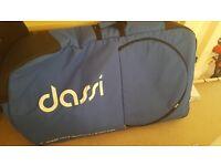 BRAND NEW soft shell dassi bike bag