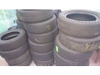 van and 4x4 tyres avaliable some car tyres also avaliable