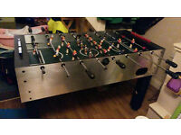 table for football