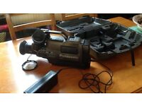 Panasonic MS 4 hi-fi stereo movie camera