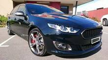Ford Falcon FGX XR8 V8 Supercharged 6Sp Manual Silhouette Black Menora Stirling Area Preview