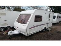 Swift Challenger 480 2 berth caravan 2006, VGC, light to tow, Bargain !