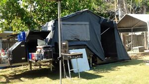 Camper Trailer Hard Floor Rear Fold 12/2014 Kelso Townsville Surrounds Preview