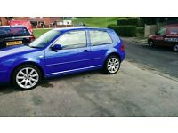 Volkswagen Golf GTI for sale or swap, n ive also got a mercedes c200 kompressor