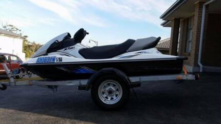 Kawasaki STX 15F Jet Ski W/3 Life Jackets Manufacturers Warranty Cameron Park Lake Macquarie Area Preview