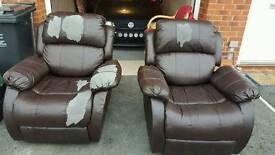 Free Chairs x2