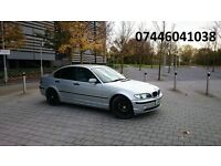 BMW 320d 2002.Automatic+dual/ Mint CONDITION M3 ALLOYs 18, no scartches, GOOD CONDITION.