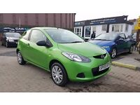 """1 LADY DOCTOR OWNER SINCE NEW"" MAZDA 2 1.3 TS (2009) - LOW MILES - NEW MOT - 2 KEYS - HPI CLEAR!"