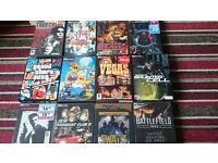 PC GAMES JOBLOT ALL COMPLETE EXC CONDITION