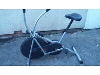 V Fit Exercise bike. Porthcawl.