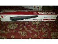 Lg soundbar new condition Bluetooth feature no remote