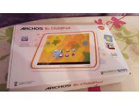 Anchos 8.0 childpad