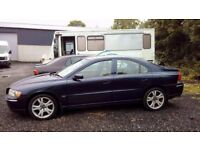 2005 VOLVO S60. 2.5D SE *MAY NEED NEW ENGINE*