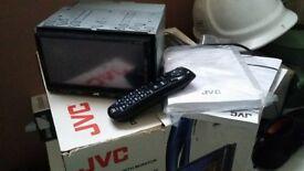 JVC KW-AVX820 (car, radio, monitor, audio, stereo)