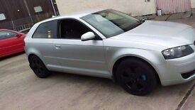 Audi a3 1.9tdi, perfect condition, long mot
