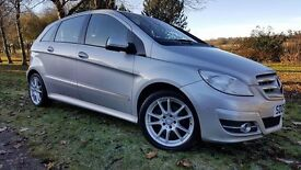 Mercedes-Benz B Class 2.0 B180 CDI SE CVT 5dr 1 OWNER FROM NEW