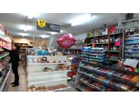 Running Eastern European Grocery Shop GROUND + FIRST FLOOR on main High Road, Ilford Town Centre