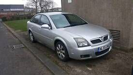 Breaking Vauxhall vectra for parts