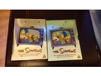 The Simpsons boxsets(series 1+2) + a special