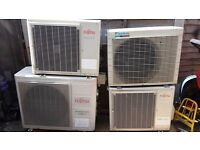 compleat fujitsu air conditioning units